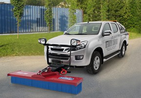 sweeper-pickup